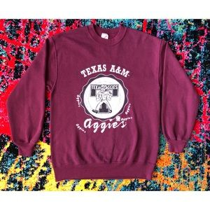 Other - Vintage 1993 Texas A&M Aggies Sweater